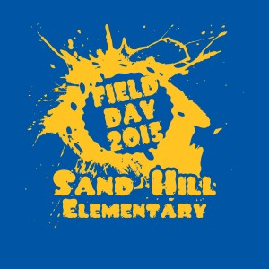 1-color double splat Field Day 2015