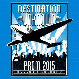 Prom Destination Unknown